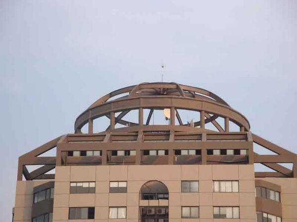 >工程展示>钢结构建筑造型