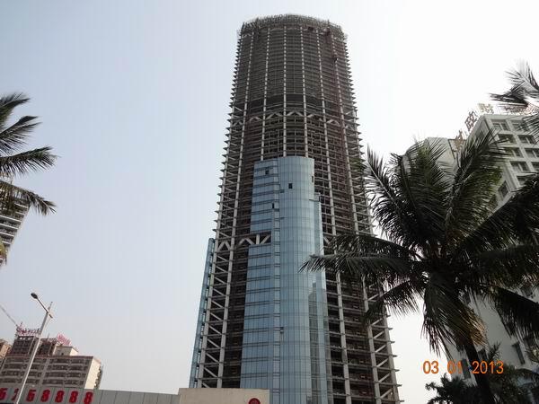 >工程展示>高层钢结构建筑
